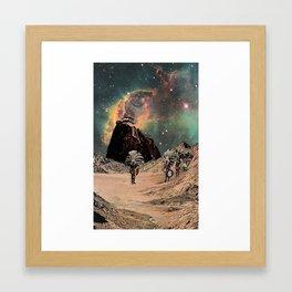guardians of the portal Framed Art Print
