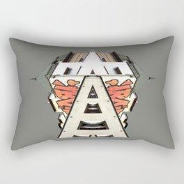URBAN-1-SURREAL Rectangular Pillow