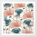 Aquatic Pattern by belle13