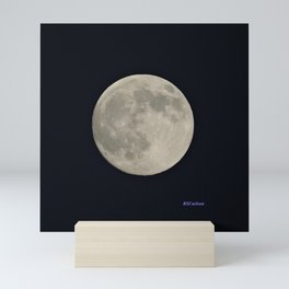 Another August Moon Mini Art Print