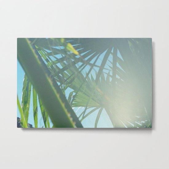 sky light Metal Print