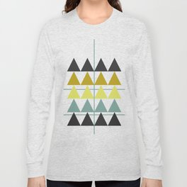 disguise forest || spring neon Long Sleeve T-shirt