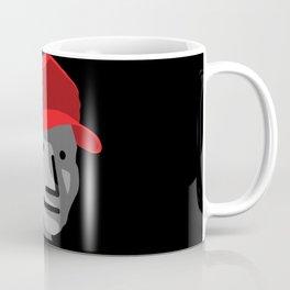 MAGA KID - STAND STRONG - MAGA SMILING KID - NPC Wojak - MEME Coffee Mug