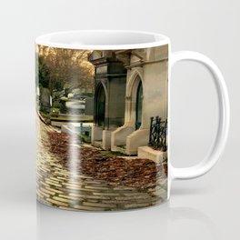 Pere Lachaise Cemetery Coffee Mug