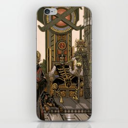 House of Nexsa iPhone Skin