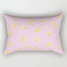 Banana Cutie Rectangular Pillow