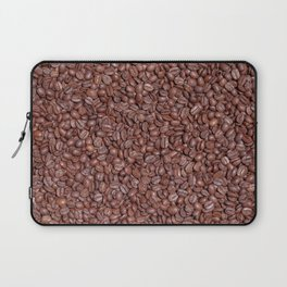 Roasted Coffee Beans (Photography) Laptop Sleeve