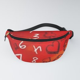 Lost In Time Fanny Pack