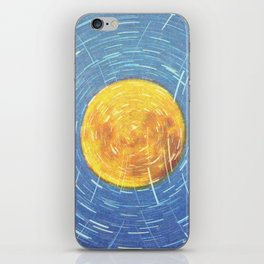 Loner iPhone Skin