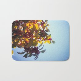 The Red Berry Tree (An Instagram Series) Bath Mat