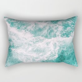 Whitewater 3 Rectangular Pillow
