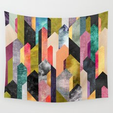 Crystallized Wall Tapestry