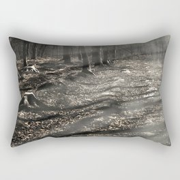 Blair Witch....over there! Rectangular Pillow