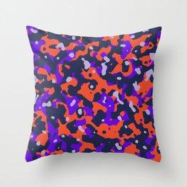 Molten Rock Throw Pillow