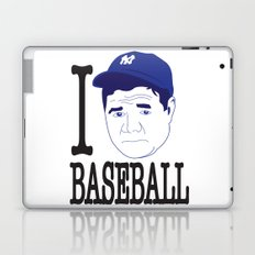 I __ Baseball Laptop & iPad Skin