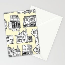Kansas City Art Institute Scatter Comp Stationery Cards