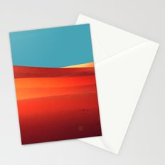 sensual desert  Stationery Cards