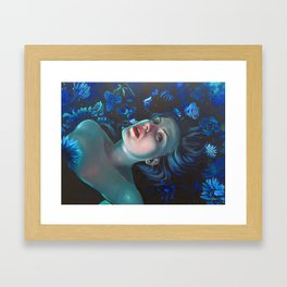 Nightmares Framed Art Print