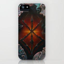 Hand of God _ BERSERK iPhone Case