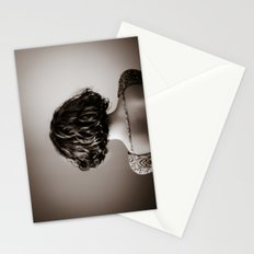 look away. Stationery Cards