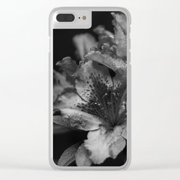 Savoring Every Moment II Clear iPhone Case