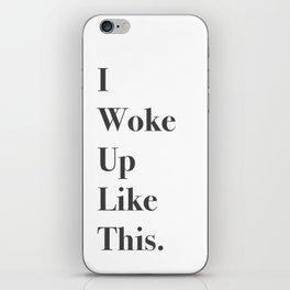 Flawless iPhone Skin