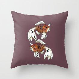 Seaking (v2) Throw Pillow