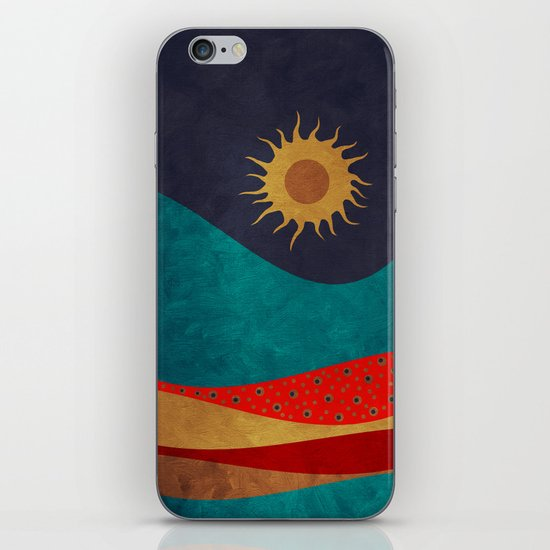color under the sun iPhone & iPod Skin