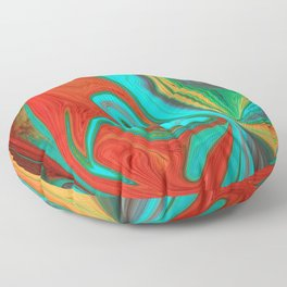 Colorful & Wonderful Floor Pillow