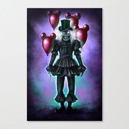 HattieWise by Topher Adam 2017 Canvas Print