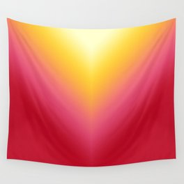 Fruity Rum Punch Pink Wall Tapestry