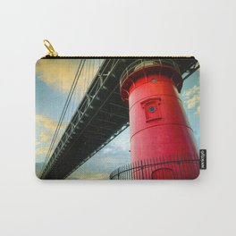 Little Red Lighthouse Carry-All Pouch