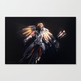 Mercy v1 Canvas Print