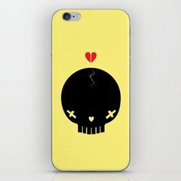 HEART BREAKER - ed. fact iPhone Skin