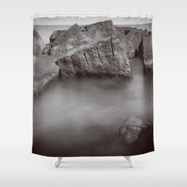 The Lapse Shower Curtain