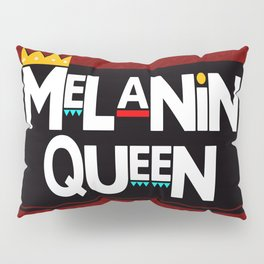 Melanin Queen Pillow Sham