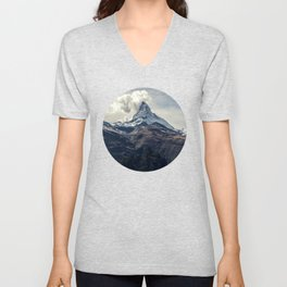 Crushing Clouds Unisex V-Neck