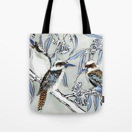 Kookaburra Laugh Tote Bag