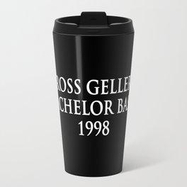 ross geller bachelor bash 1998 Travel Mug