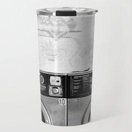 Vintage Laundromat Travel Mug