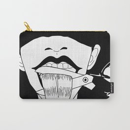 Cut The Rumors Carry-All Pouch