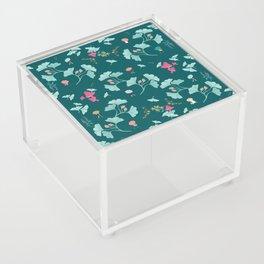 Ginkgo Midori Acrylic Box