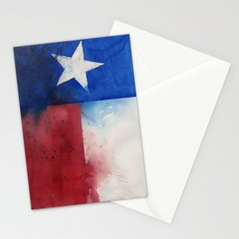 Flag of Texas Stationery Cards