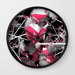 crashedlollipops Wall Clock
