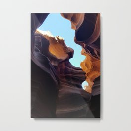 Antelope Canyon #7 Metal Print