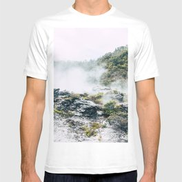 Steaming Earth T-shirt
