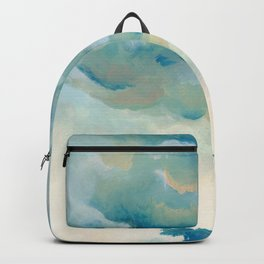 Cloudy night Backpack