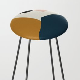Shape study #1 - Lola Collection Counter Stool