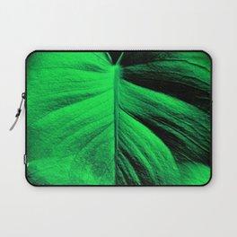 Monstera Leaves Laptop Sleeve
