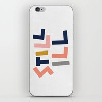 the smiths iPhone & iPod Skins featuring Still Ill by Anna Dorfman